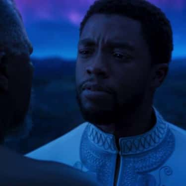 I Am Not Ready is listed (or ranked) 2 on the list The Best Black Panther Quotes