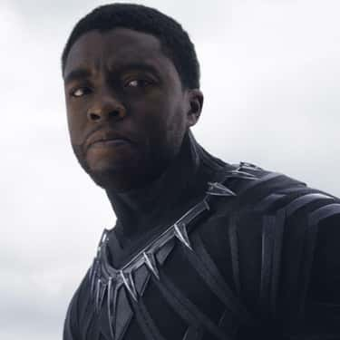 Abandon Someone  is listed (or ranked) 1 on the list The Best Black Panther Quotes