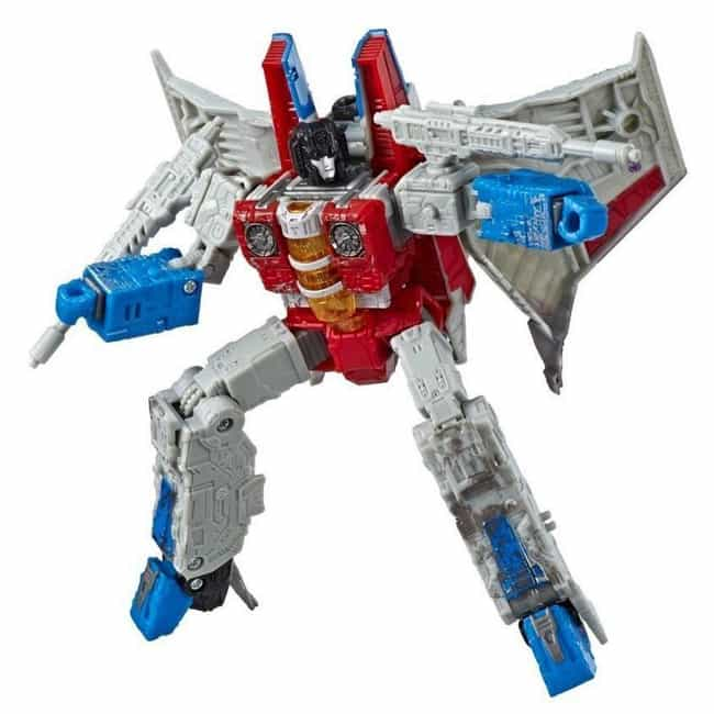 Siege Starscream is listed (or ranked) 2 on the list The Best Starscream Toys, Ranked