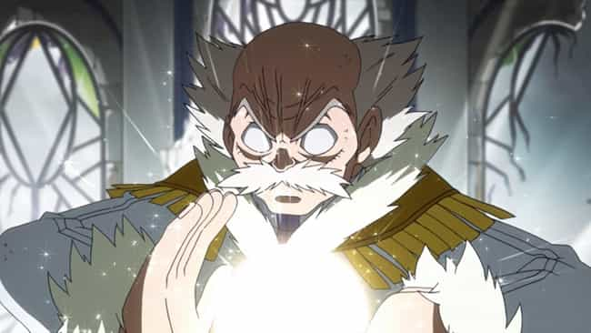 Fairy Law is listed (or ranked) 3 on the list The Most Powerful Magic in 'Fairy Tail'