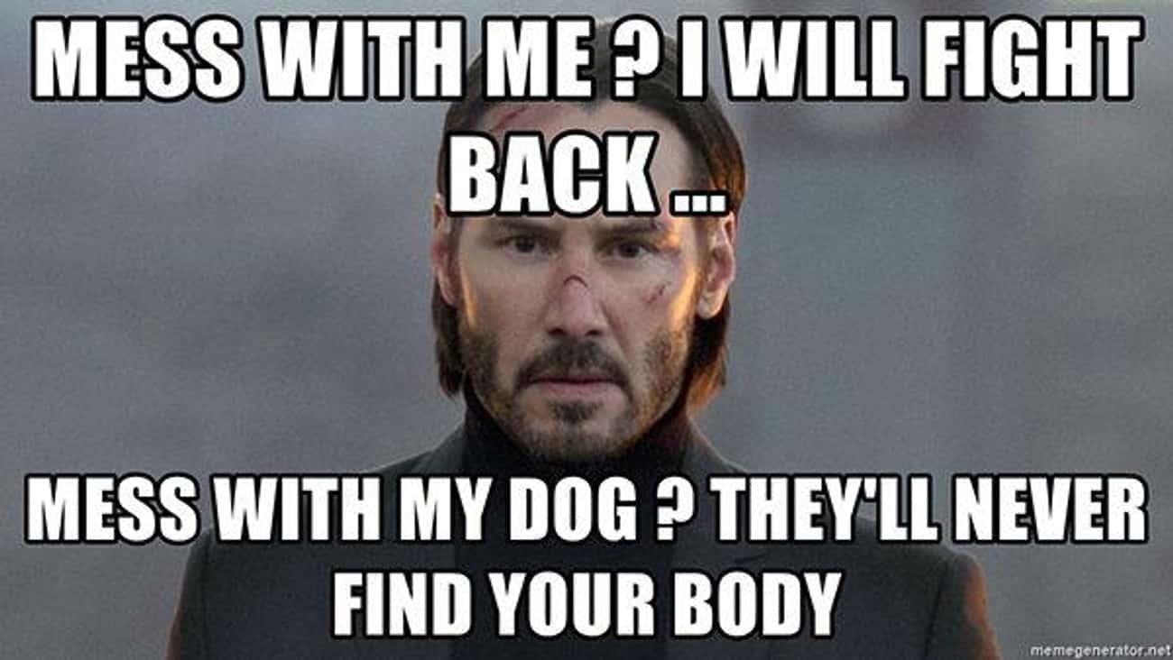 15 John Wick Memes