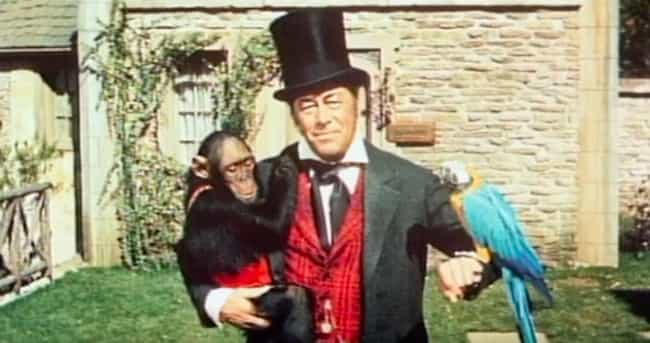Rex Harrison Was Fired F... is listed (or ranked) 1 on the list 'Doctor Dolittle' Was A Production Nightmare That Nearly Destroyed 20th Century Fox