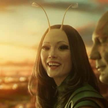 Grateful is listed (or ranked) 2 on the list The Best Mantis Quotes