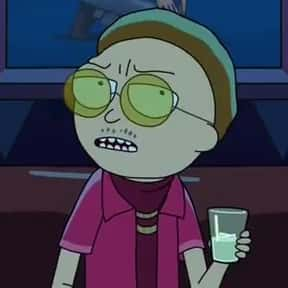 Big Morty is listed (or ranked) 13 on the list All 39 Versions Of Morty That We've Seen On Rick And Morty