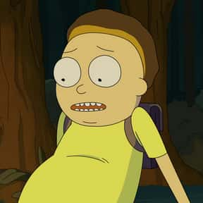 Fat Morty is listed (or ranked) 25 on the list All 39 Versions Of Morty That We've Seen On Rick And Morty