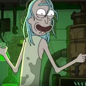 Bootleg Portal Chemist Rick is listed (or ranked) 23 on the list Every Rick From Rick & Morty, Ranked By Sheer Rickishness