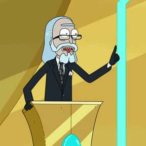 Rick Guilt Rick is listed (or ranked) 25 on the list Every Rick From Rick & Morty, Ranked By Sheer Rickishness