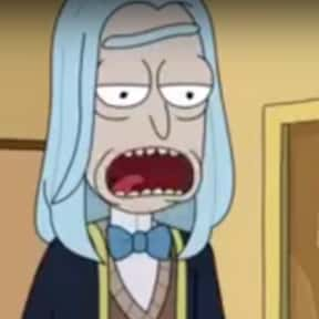 Teacher Rick is listed (or ranked) 19 on the list Every Rick From Rick & Morty, Ranked By Sheer Rickishness
