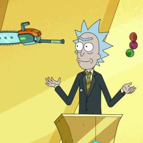 Juggling Rick is listed (or ranked) 21 on the list Every Rick From Rick & Morty, Ranked By Sheer Rickishness