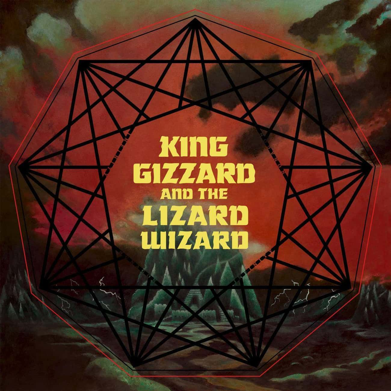 Nonagon Infinity is listed (or ranked) 1 on the list The Best King Gizzard & the Lizard Wizard Albums, Ranked