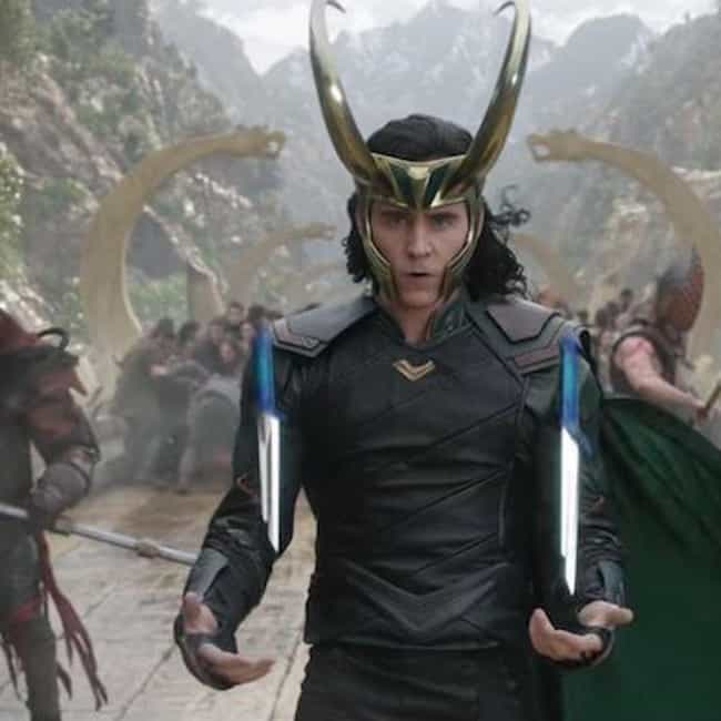 Glorious Purpose is listed (or ranked) 4 on the list The Best Loki Quotes