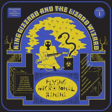 Flying Microtonal Banana is listed (or ranked) 2 on the list The Best King Gizzard & the Lizard Wizard Albums, Ranked