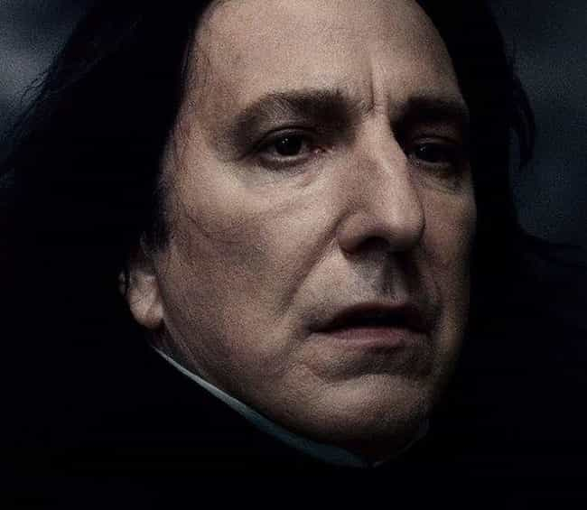 Anything is listed (or ranked) 4 on the list The Best Severus Snape Quotes