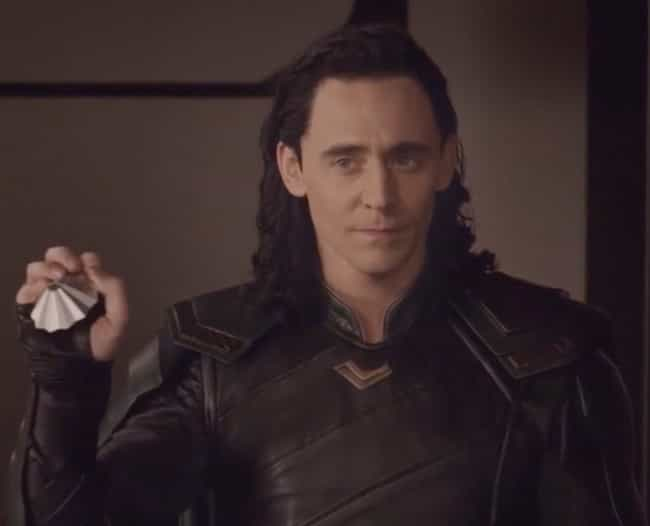 I'm Here is listed (or ranked) 1 on the list The Best Loki Quotes