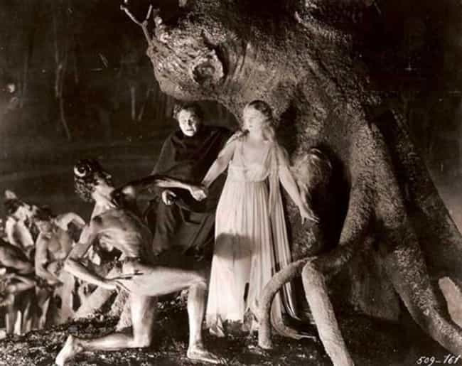 'The Magician' (1926): B... is listed (or ranked) 12 on the list The Most Disturbing And Downright Weird Moments From Classic Horror Movies That Rival Modern Films