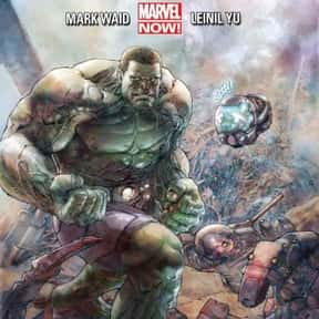 Indestructible Hulk #1 is listed (or ranked) 1 on the list The Best Free Comics on ComiXology
