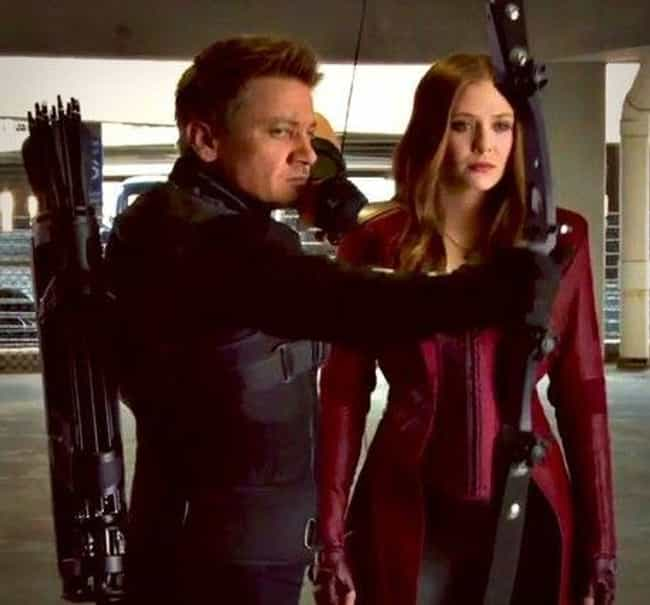 An Avenger is listed (or ranked) 2 on the list The Best Hawkeye Quotes