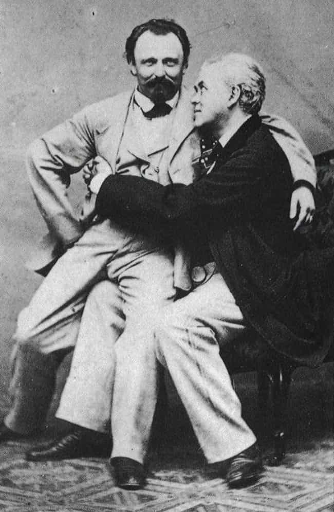 An Affectionate Longing, Circa... is listed (or ranked) 4 on the list Photos Of Male Same Sex Couples Throughout History