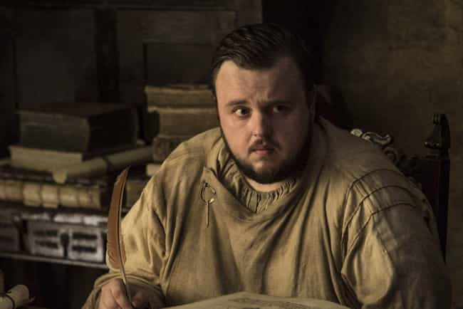 Sam Tarly Will Write The... is listed (or ranked) 2 on the list 17 Fan Theories For How 'Game Of Thrones' Will End