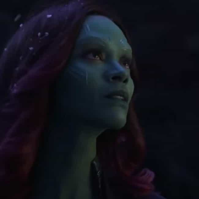 I Love You is listed (or ranked) 4 on the list The Best Gamora Quotes
