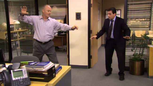 The Ultimatum is listed (or ranked) 4 on the list The Best Creed Episodes of 'The Office'
