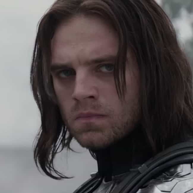 Who The Hell is listed (or ranked) 3 on the list The Best Bucky Barnes Quotes