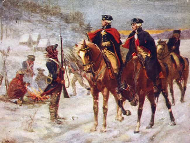 Firecake is listed (or ranked) 4 on the list Unconventional Foods People Ate During The Revolutionary War
