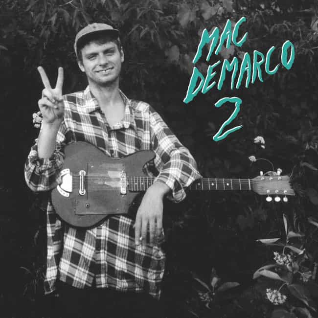 2 is listed (or ranked) 1 on the list The Best Mac DeMarco Albums, Ranked