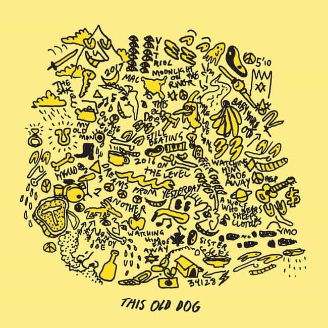 This Old Dog is listed (or ranked) 3 on the list The Best Mac DeMarco Albums, Ranked