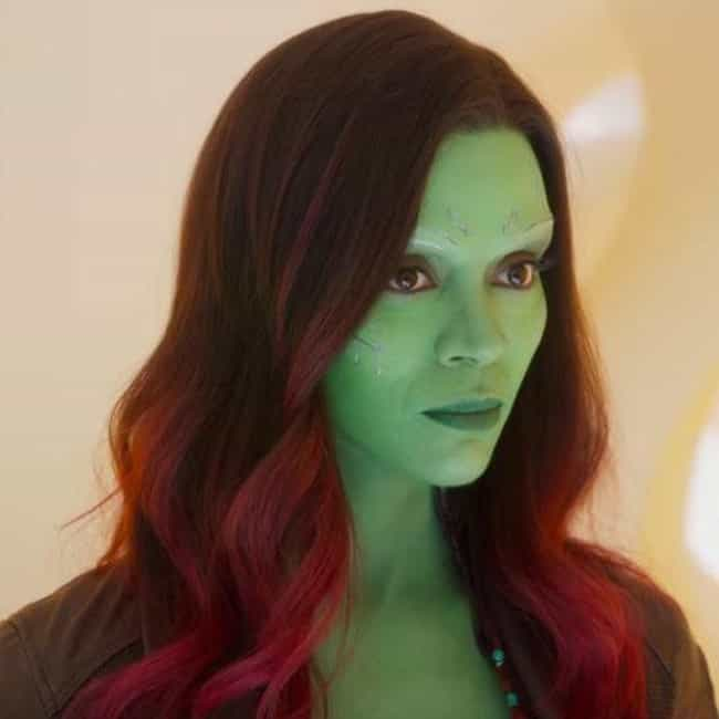 Broken Jaw is listed (or ranked) 3 on the list The Best Gamora Quotes