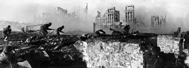 German Officers Refused To Sur... is listed (or ranked) 2 on the list Firsthand Accounts Of What The Battle Of Stalingrad Was Really Like
