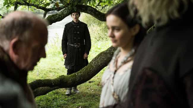 In A Sense, Bran Is The Intell... is listed (or ranked) 14 on the list All The Foreshadowing You Missed That Bran Was Destined To Become King