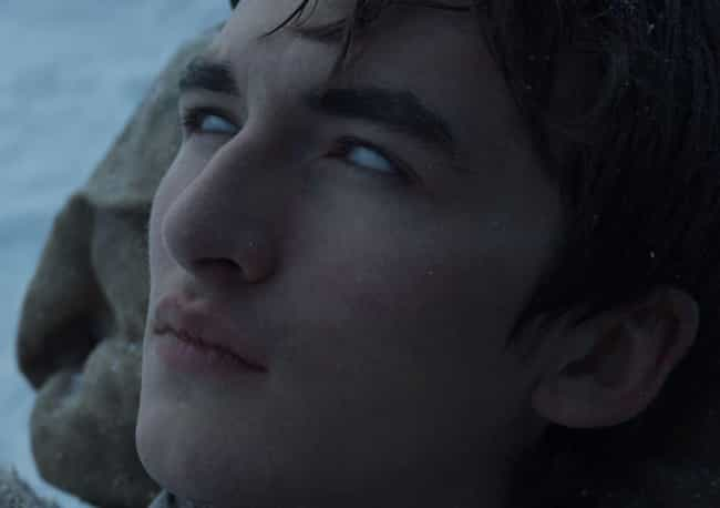 Bran's Psychic Abilities Make ... is listed (or ranked) 16 on the list All The Foreshadowing You Missed That Bran Was Destined To Become King