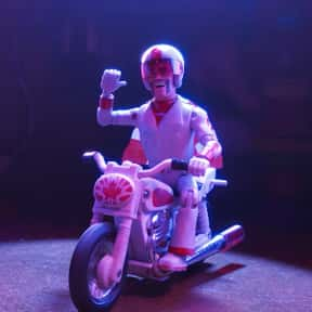Duke Caboom is listed (or ranked) 22 on the list The Best Toy Story Characters in the Whole Series, Ranked