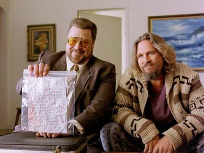 The Dude And Walter Met In Ang... is listed (or ranked) 3 on the list 'The Big Lebowski' Fan Theories That Really Tie The Film Together