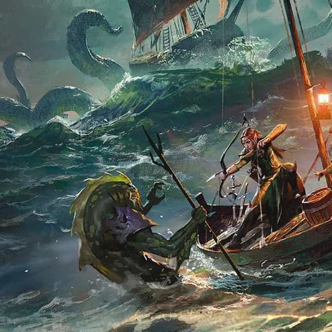 Ghosts Of Saltmarsh is listed (or ranked) 4 on the list All 'Dungeons & Dragons' 5e Adventure Modules, Ranked