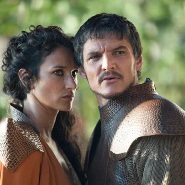 Live And Die is listed (or ranked) 1 on the list The Best Oberyn Martell Quotes