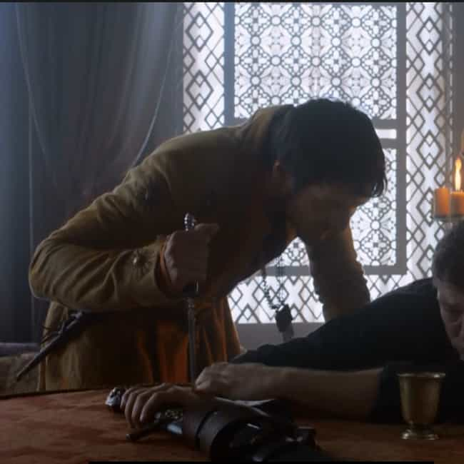 A Bad Option is listed (or ranked) 3 on the list The Best Oberyn Martell Quotes