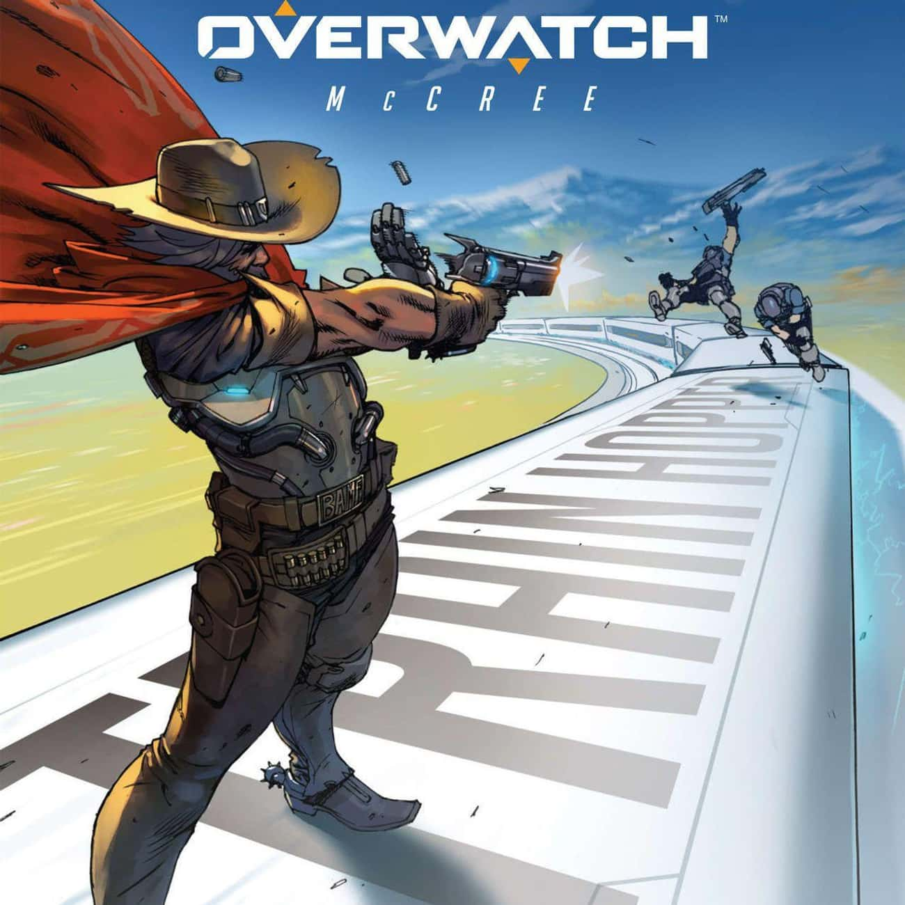 Train Hopper is listed (or ranked) 3 on the list The Best Overwatch Comics, Ranked