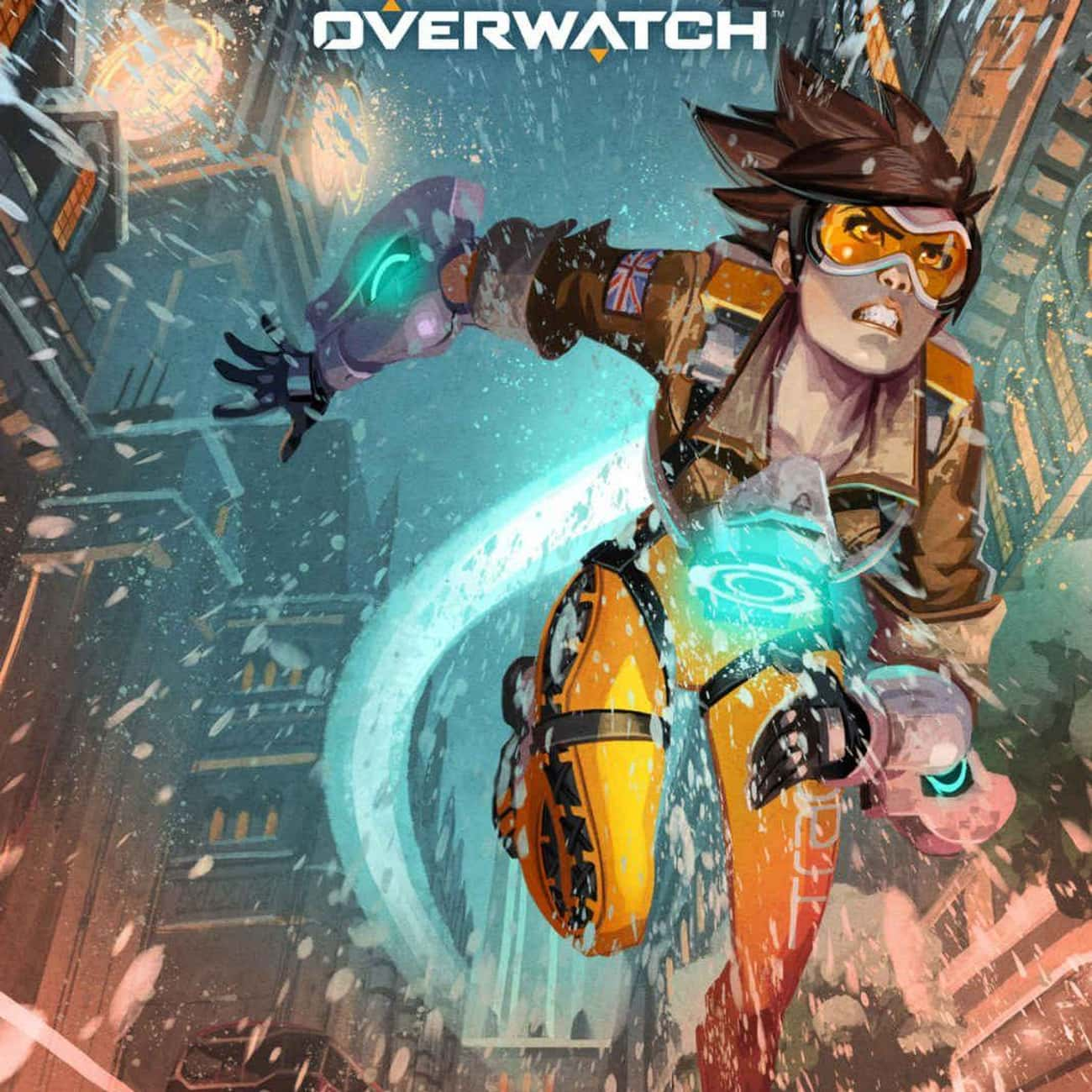 Reflections is listed (or ranked) 4 on the list The Best Overwatch Comics, Ranked