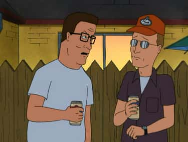 Hank Doesn't Tell Dale About John Redcorn Because He's A Big Softy