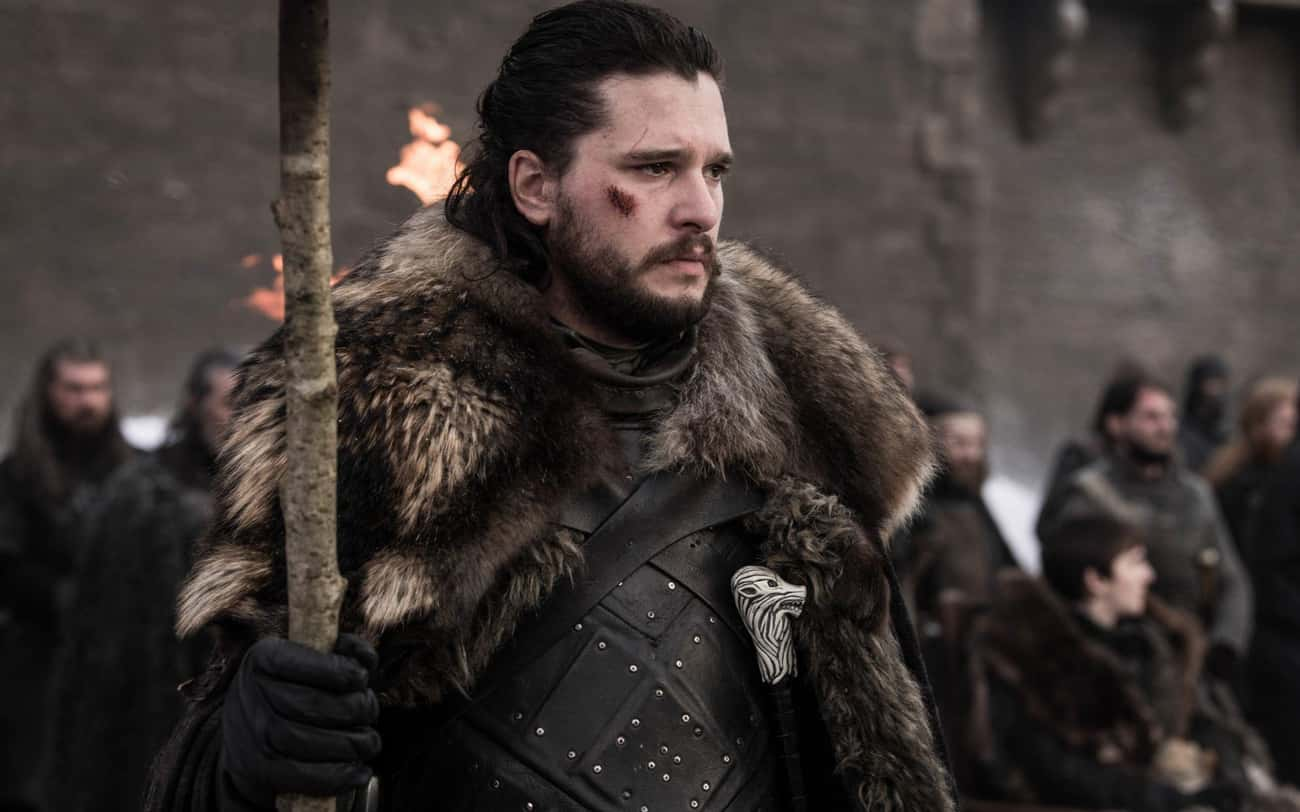 Did Jon Snow's True Identity E is listed (or ranked) 1 on the list Abandoned Plot Threads From 'Game Of Thrones' That Will Never Be Resolved