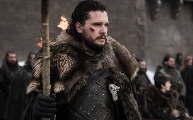 Did Jon Snow's True Identity E... is listed (or ranked) 1 on the list Abandoned Plot Threads From 'Game Of Thrones' That Will Never Be Resolved