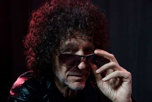 Howard Stern's 'Rolling Stone'... is listed (or ranked) 1 on the list All Of Howard Stern's 2019 Media Appearances