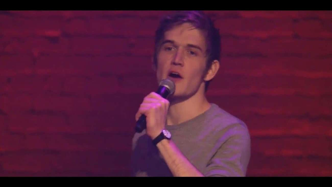 On One Hand is listed (or ranked) 2 on the list The Best Bo Burnham Jokes, Ranked