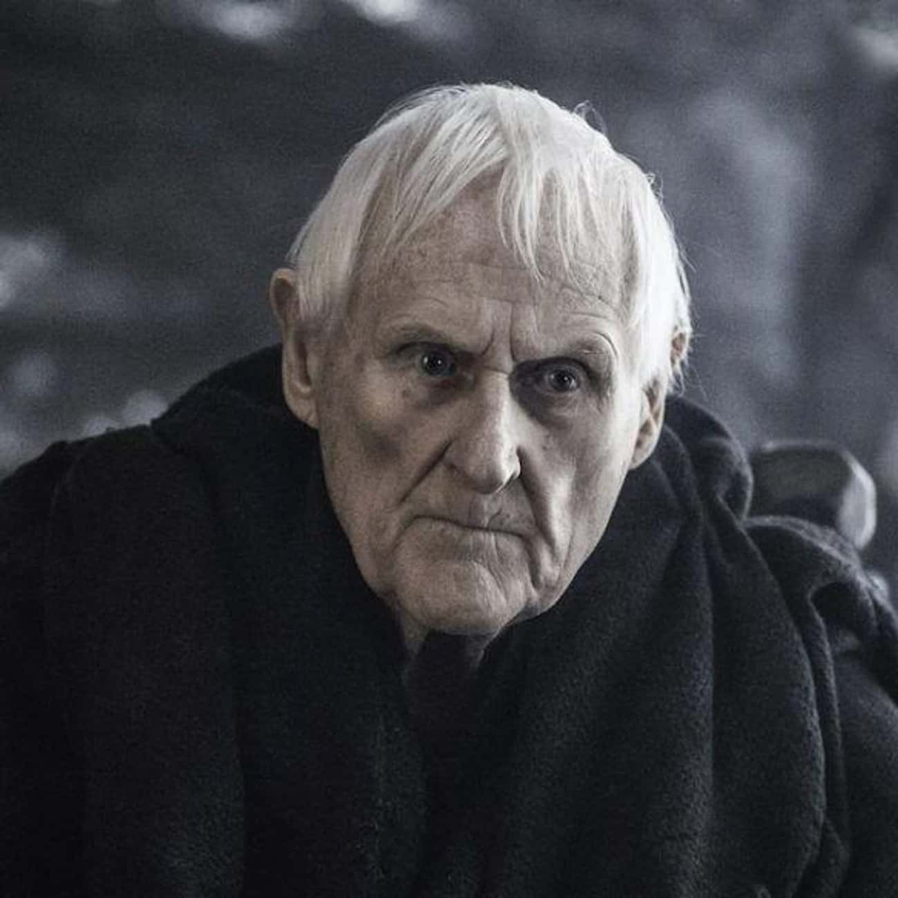 We're All Human is listed (or ranked) 3 on the list The Best Maester Aemon Quotes