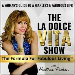 The La Dolce Vita Show is listed (or ranked) 17 on the list The Best Podcasts For Women