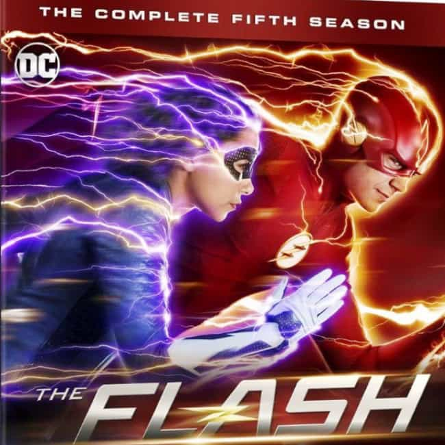 The Flash - Season 5 is listed (or ranked) 4 on the list Ranking the Best Seasons of 'The Flash'