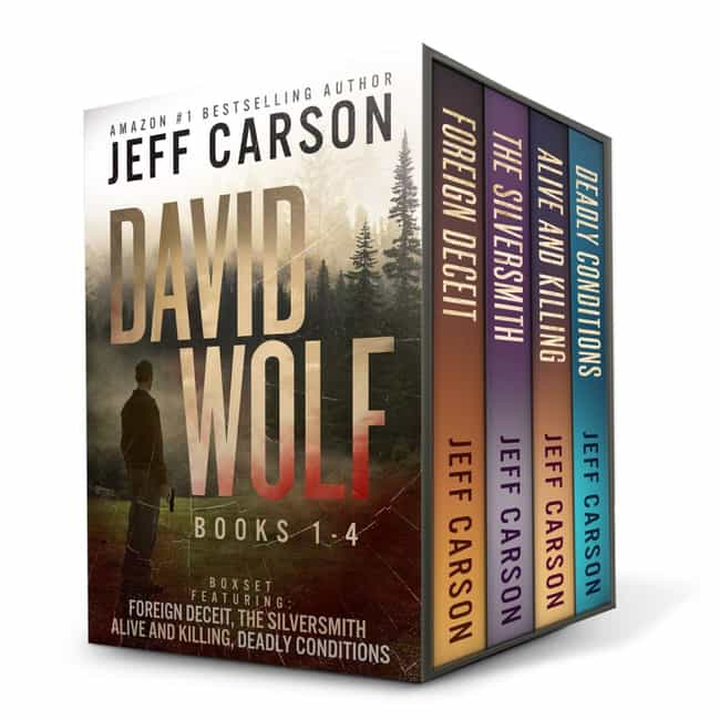 The David Wolf Mystery Thrille... is listed (or ranked) 2 on the list The Best Audiobooks For Long Drives