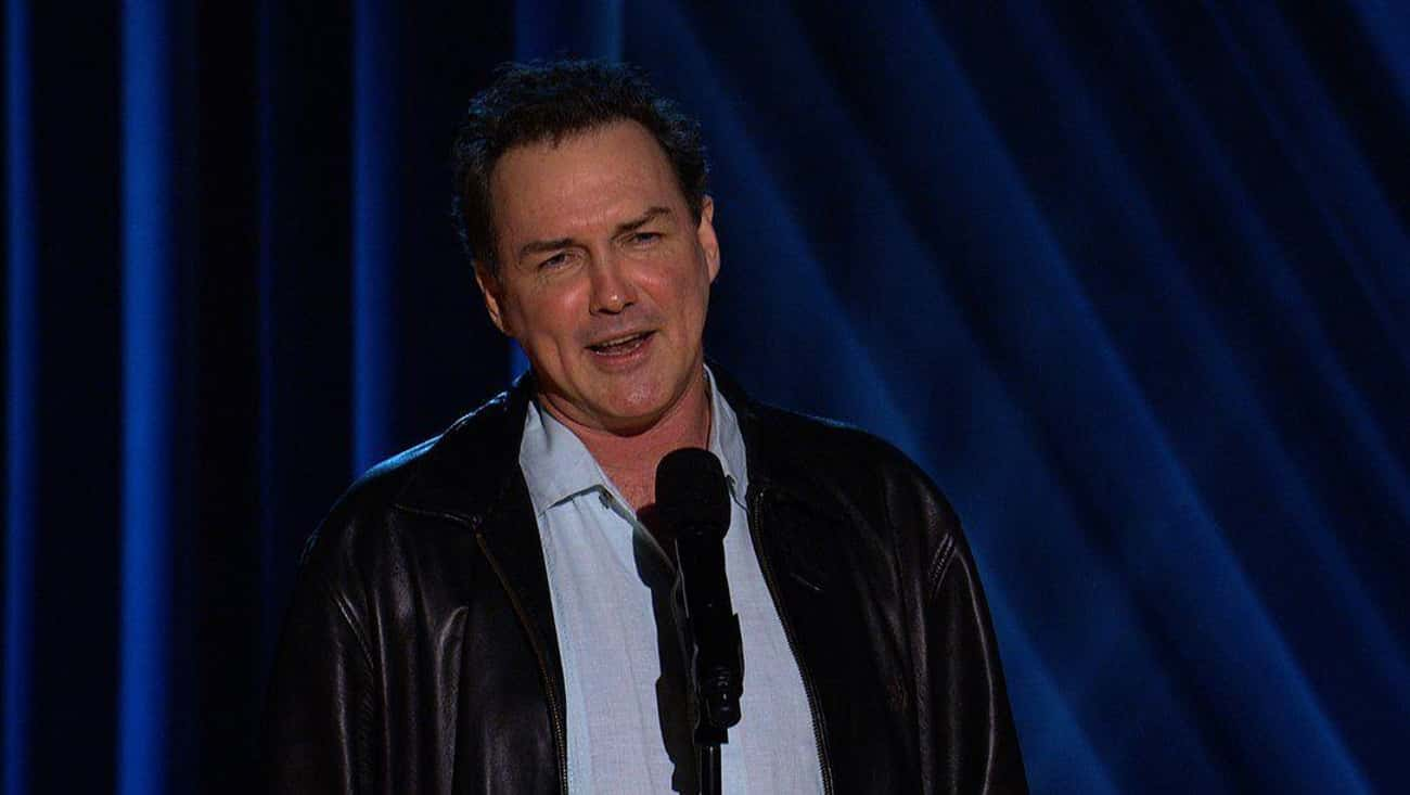 His Parents is listed (or ranked) 2 on the list The Best Norm Macdonald Jokes, Ranked
